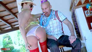 Crazy chick being fucked by Max!photo 1