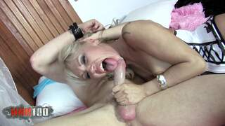 Gorgeous milf fucking a young dick  photo 10