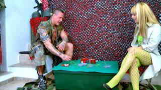 Sergeant Rob likes poker and sex!photo 1